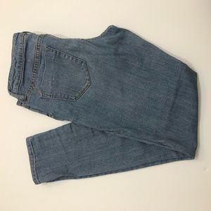 Skinny Mossimo Low Rise Medium Was Jeans Size 6